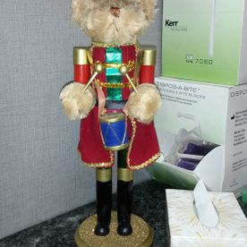 Christmas decorations | Nutcracker bear