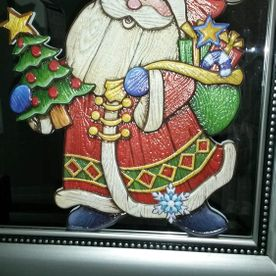 Christmas decorations | Santa Claus