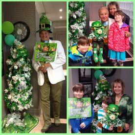 Dr. Terry - St. Patrick's Day 2016